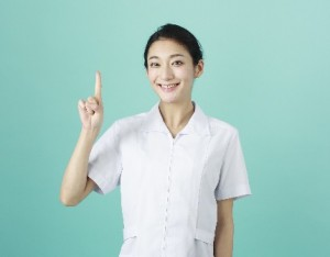 白衣は医療・衛生・食品系ユニフォームの代表である